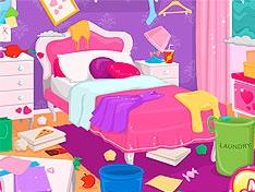Игра Переделай дом с Барби