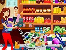 Наведи порядок в супермаркете