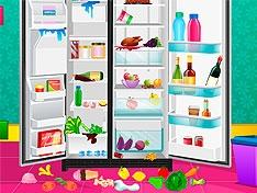 Игра Грязный холодильник