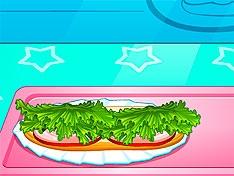Приготовь быстрый сэндвич