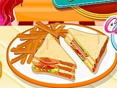 Сэндвич по турецки