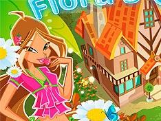 Игра Флора-садовница