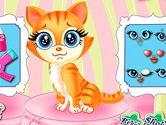 Игра Салон красоты для кошек