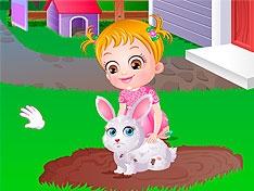 Игра Малышка Хейзел нашла кошечку