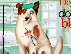 Игра Собака точка ком у доктора